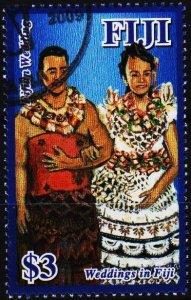 Fiji. 2009 $3 Fine Used