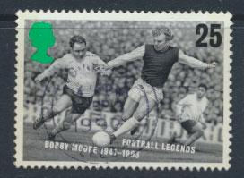 Great Britain SG 1926  Used  - European Football
