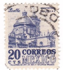 Mexico, Scott # 860(4), Used