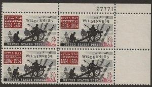 Sc 1181 CIVIL WAR CENTENNIAL The Wilderness Plt No 27771