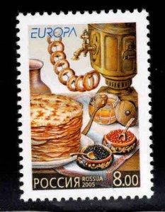 Russia Scott 6909 MNH** 2005 Europa stamp