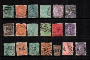 South Australia  19  diff  used and mint   lot collection