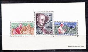 Dahomey # C41a, Pope Paul VI, Mint NH