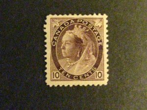 Canada #83 mint hinged VF a1910.9692