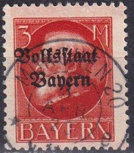 Bavaria #152 F-VF Used CV $4.75 (Z6019)