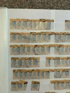 British KUT Tanganyika 1912-20 GV Stock Lot Used Shades / Postmarks NW-165782