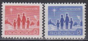 Canada #434-5 MNH VF (ST684)