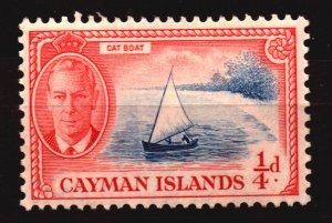 Cayman Scott 122 Unused Hinged