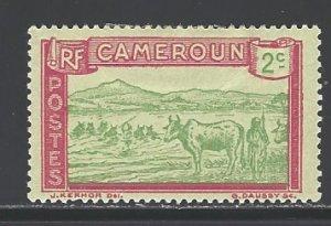 Cameroun Sc # 171 mint hinged (RRS)