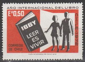 Chile #429  MNH  (S7179)