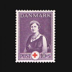 DENMARK - QUEEN ALEXANDRINE- Sc-B10 - MNH
