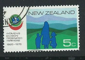 New Zealand SG 1066 Very Fine used