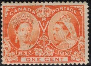 Canada Scott #51 MH