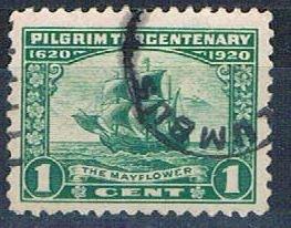 U.S. 548 Used Mayflower 1920 (HV0032)
