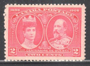 Canada #98 Mint XF NH $210.00 -- Perfect Centering