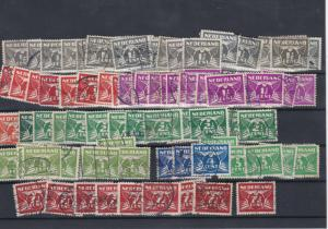 Netherlands Used Stamps Ref: R7368