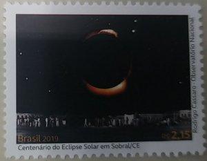 RL) 2019 BRAZIL, SOLAR ECLIPSE IN SOBRAL, ALBERT EINSTEIN, RELATIVITY THEORY