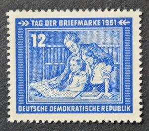 DDR Sc # 91, VF MNH