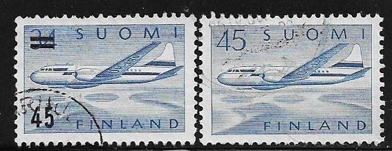 12544 Finland C6 - 7 used 2017 SCV $3.75