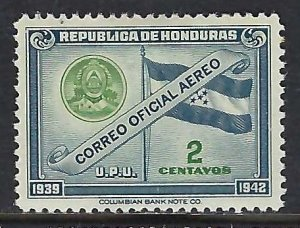 Honduras CO44 MOG FLAG C202