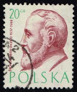 Poland #770 Wojciech Oczko; Used (0.25)