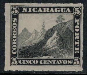 Nicaragua #10*  CV $50.00