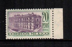 Mexico  829   MNH   cat $ 2.00 111