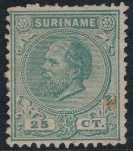 Surinam #10*  CV $85.00