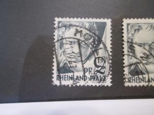 Germany #6N1 used