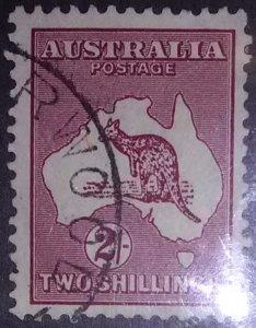 Australia Scott # 99 (1927)
