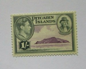 Pitcairn Islands  SC #7  FLETCHER CHRISTIAN   MH stamp