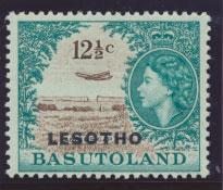 Lesotho / Basutoland  Opt  SG 117A Mint Hinged