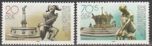 DDR #2764-5 MNH (S1604)