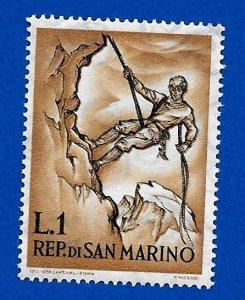 San Marino 1962 - MNH - Scott #519 *