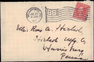 United States, Pennsylvania, U.S. Flag's