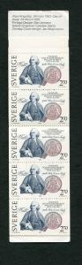 Sweden #1453a Booklet Accepting Best Offer