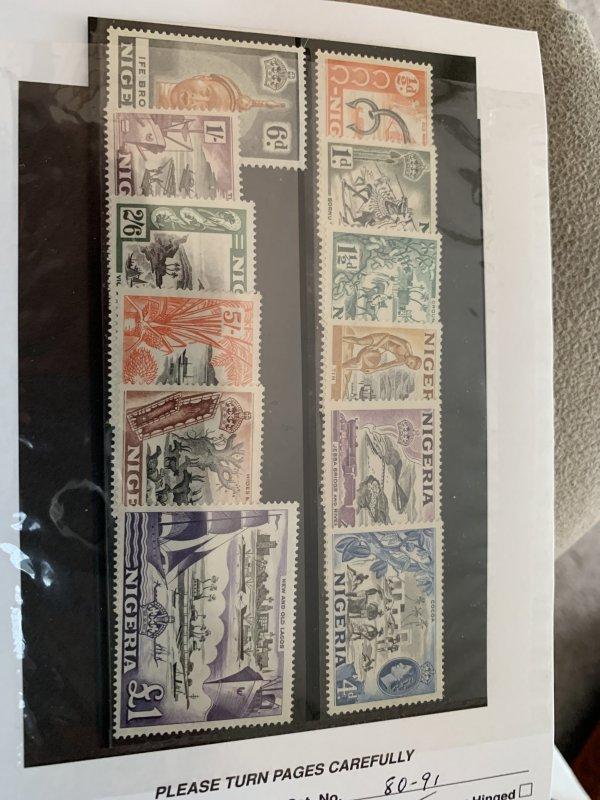 Nigeria 80-91 LH