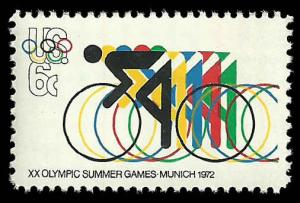 # 1460 USED OLYMPIC BICYCLEING XF+
