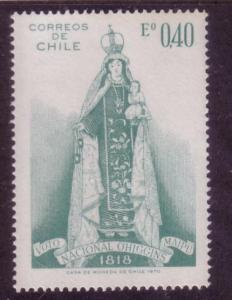 Chile Sc. # 393 MNH the Virgin