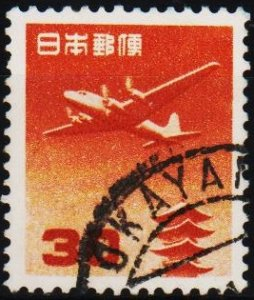 Japan. 1952 30y S.G.674 Fine Used