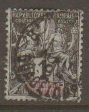 Guadeloupe #15 Used