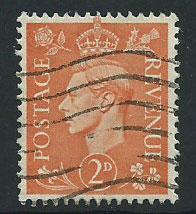 GB GVI  SG 488  Fine Used
