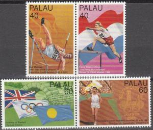 Palau #398a, 400a   MNH CV $5.00  (K1773)