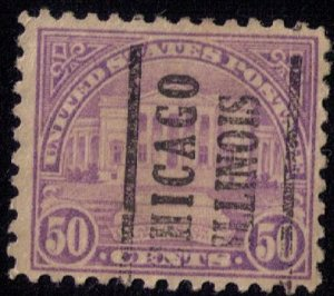 US Scott #570 Precancel Chicago ILLINOIS Very Fine