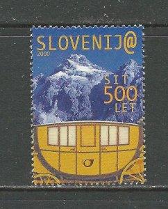 Slovenia Scott catalogue #388 Mint NH
