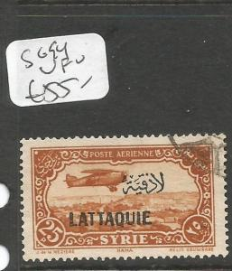 Syria Latakia SG 94 VFU (5cil)