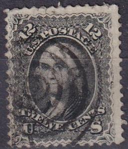 US #69 F-VF Used CV $95.00 Z573