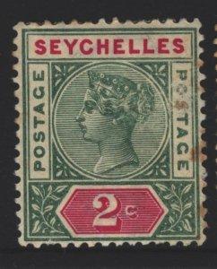 Seychelles Sc#1a MH - tanned gum, toned perfs