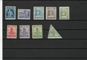 fiume   stamps   ref r11997