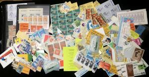 France Japan Cinderellas Poster Labels (100s) (Ac 1454